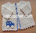 Cotton Summer Cardigan USA