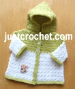 Newborn Hooded Coat USA