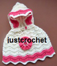 Poncho with Hood USA