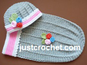 Cuddle Pouch and Hat USA