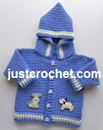 Boys Hooded Jacket USA