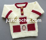 Boys Sweater USA