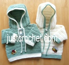 Hooded Sweater USA
